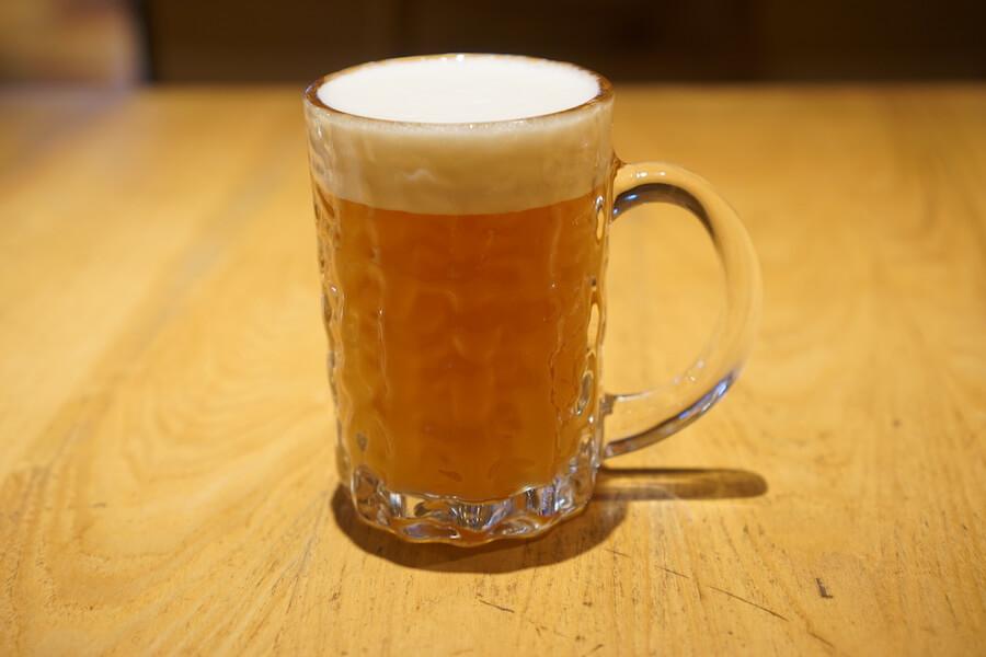 モクモクの地ビール